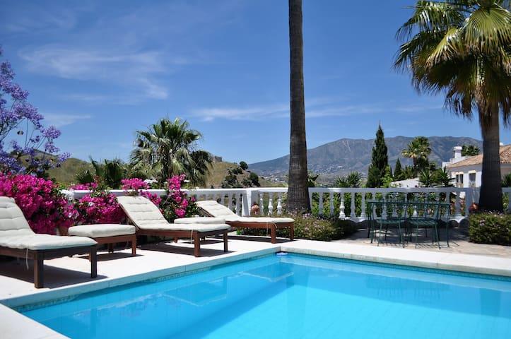 Villa with beatiful views in Mijas! - Las Lagunas de Mijas - Villa