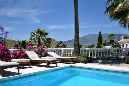 Villa with beatiful views in Mijas! - Las Lagunas de Mijas - Villa