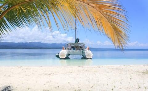 San Blas Islands All-inclusive Shared Catamaran #1