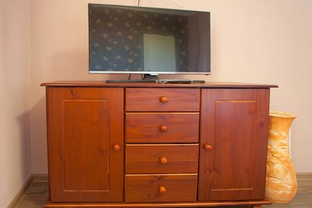 Апартаменты для двоих стандарт-класса - スームィ (Sumy) - ゲストハウス