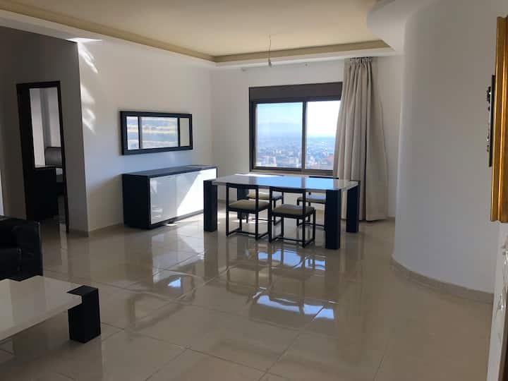 BRAND NEW FURNISHED apartment in Zahlé Ksara
