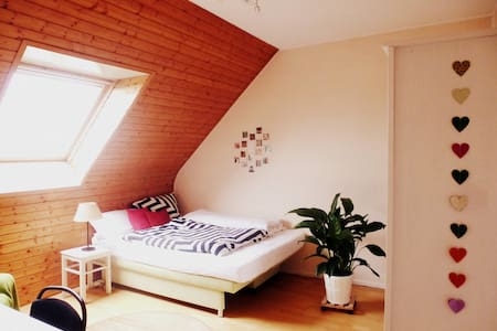 Cosy room under the roof - Bremen - Apartment