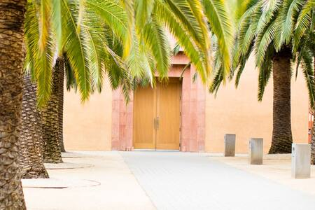 Schwab life - Stanford - Lakás