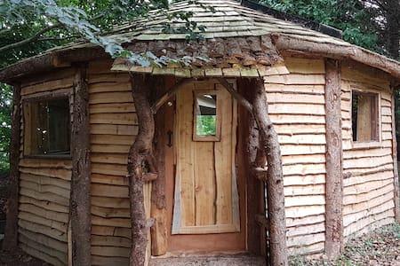 Magical Lakeside Yurt