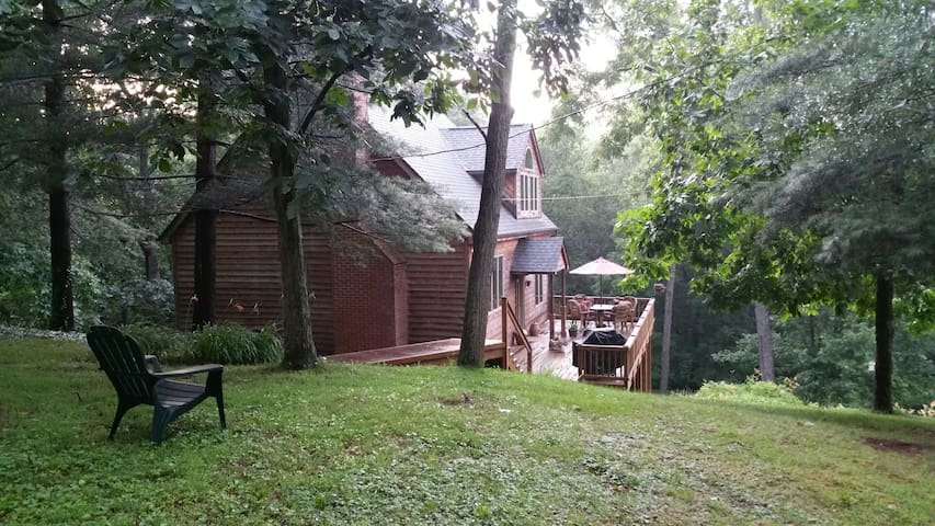 Unique home on the Monocacy River` - Thurmont - House
