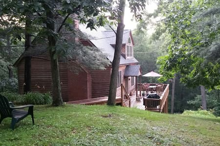 Unique home on the Monocacy River` - Thurmont - Casa