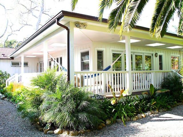 Montecito beach house - Montecito - Casa