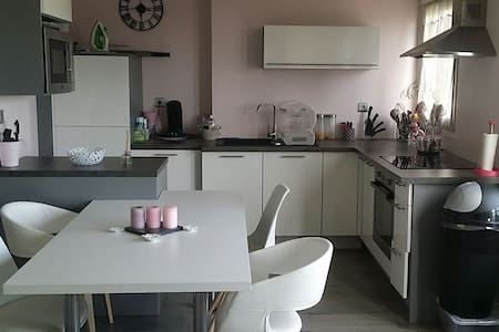 Appartement cosy en centre ville - 第戎 - 公寓