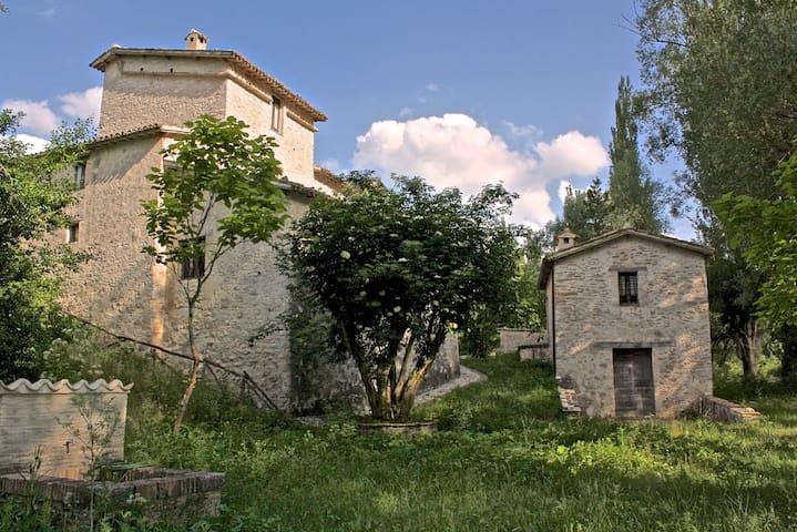 UMBRIA COUNTRYHOUSE CASALE MAGGI (Foligno) - Province of Perugia - Maison