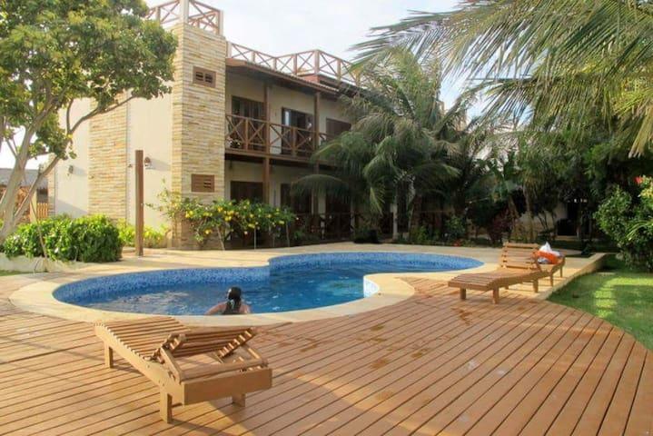 Serrote Apartamento - Jericoacoara Beach - Apartment