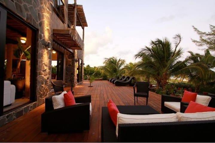 Casa Maya Kaan - Boca Paila - Vila