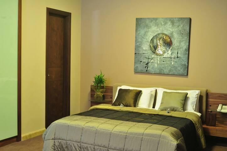 Room at Raouche, Beirut