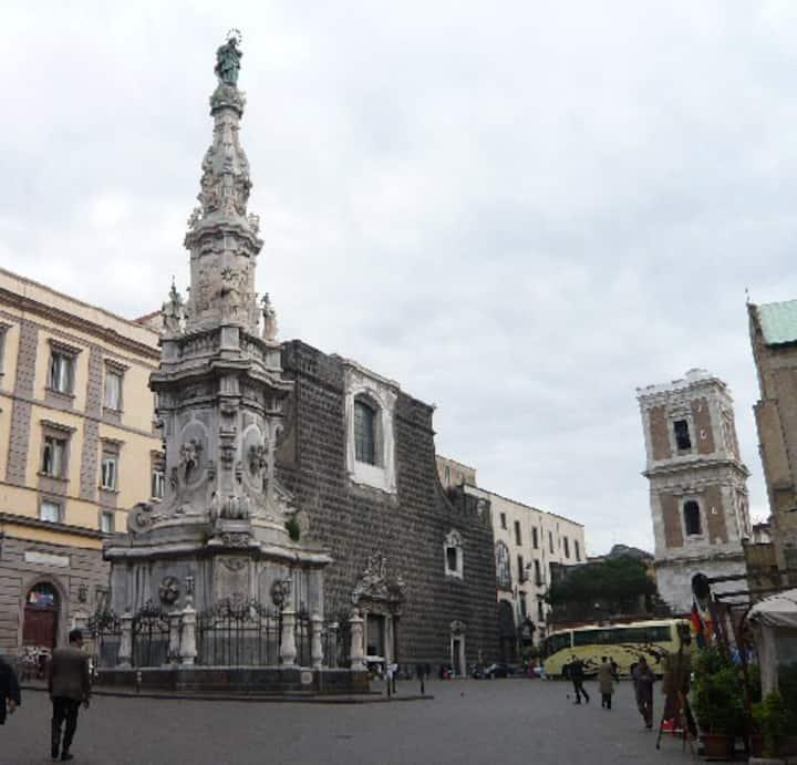 FAMILY SUITE: NAPOLI CENTRO- HOTEL MAISON DEGAS***