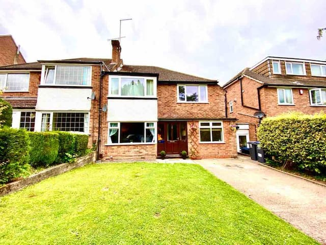 Large Family Home - nr Cadbury/Nature Reserve