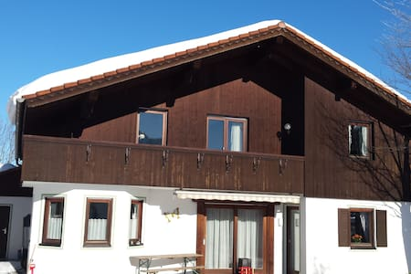 FeWo Steckenbergblick/Gästecard - Unterammergau - Wohnung