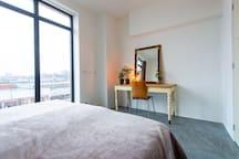 Spacious Modern Home| Trendy Area | Balcony!