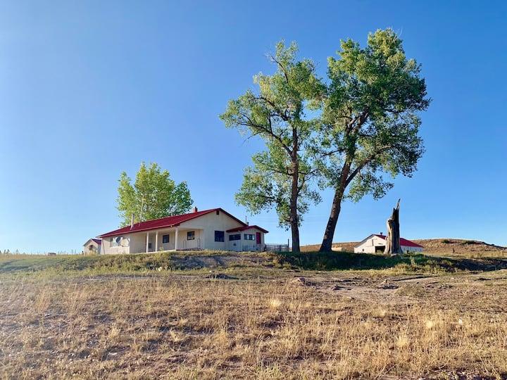 Ranch in Pueblo CO Explore 22,000 acres & Hunting