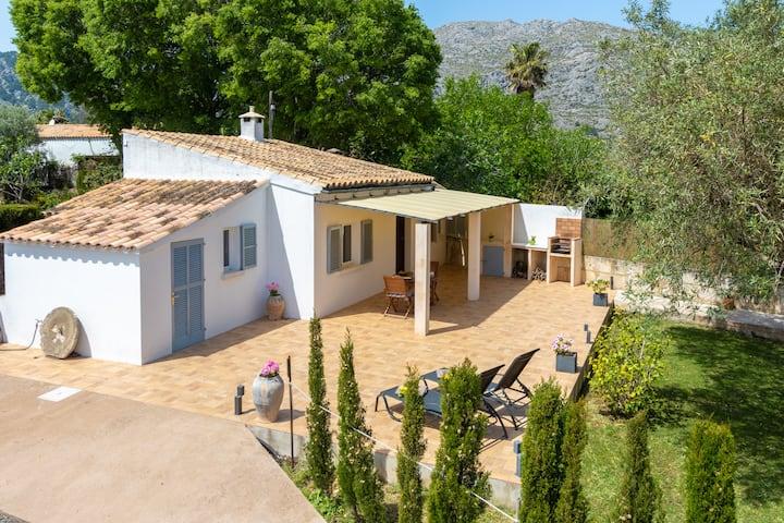 Villa Les oliveres petit