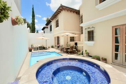 Spacious Villa | Private Pool & Jacuzzi
