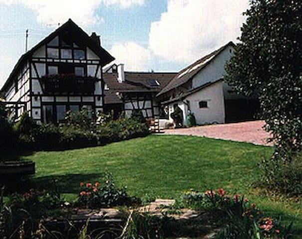 Ferien-& Reiterhof Nähe Nürburgring