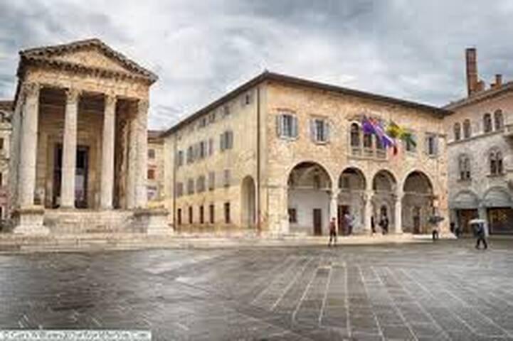 Villa Padovani Pula