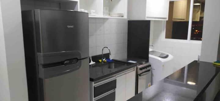 Apartamento confortável no coração de Palmas