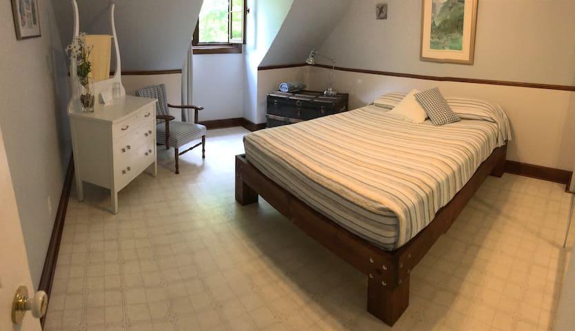 Chambres en pleine nature