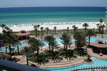 Beautiful Beachfront 7th floor unit - Panama City Beach