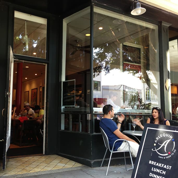 Foto de Arlequin Cafe & Food To Go en SoMa
