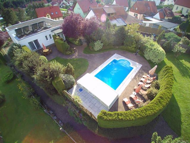 Komfort-Ferienwohnung Lydia Scharf
