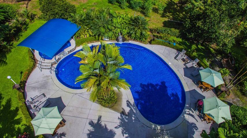 Hotel Villas Vilma (JacuzziPiscinaWifiA/C)#1
