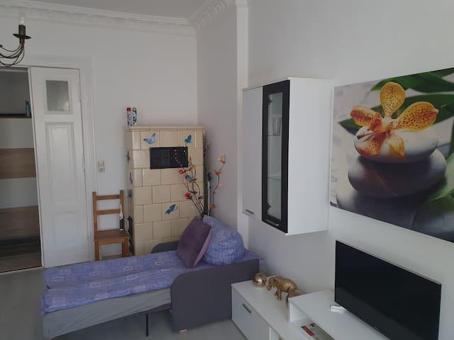 Berlin kawalerka Ala apartament dobra komunikacja