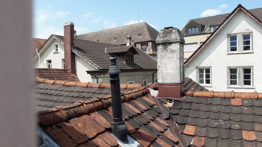Ganze Wohnung mitten in der Altstadt von Arbon