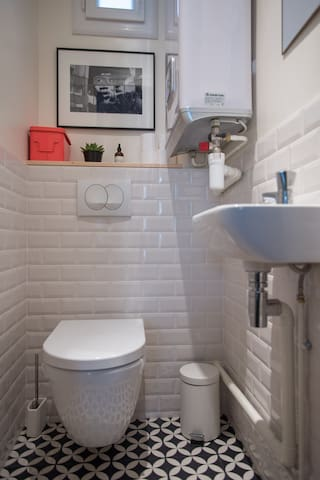 Cosy apartment close to Montmartre