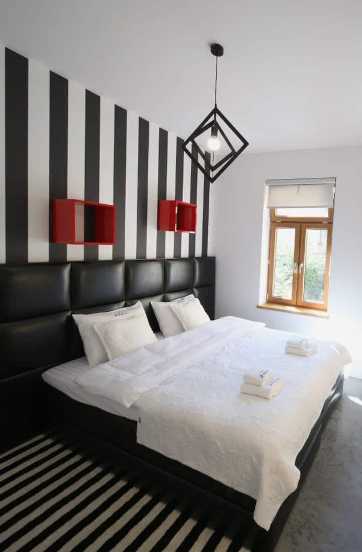 Apartament Nowoczesny - Tarnów Aparthotel