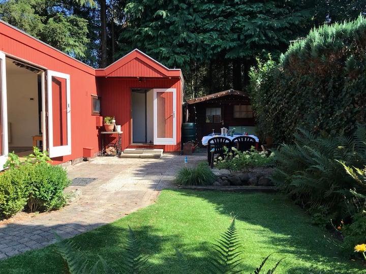 Veluws vakantiehuis 'In de luwte'