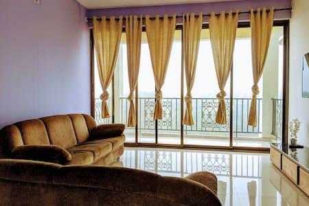 3 BHK Ac Island View Apartment - Jade's Den