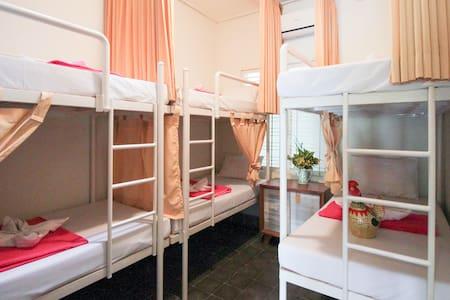 BHUMI 6 BED FEMALE DORM - Yogyakarta - Bed & Breakfast