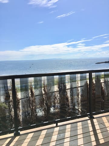 The best sea view house in White Rock 最好的海景房