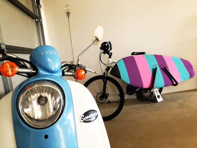 Groovy Garage Studio - Torquay