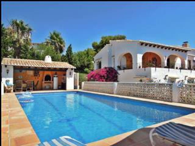 Secluded gem in attractive Javea - Jávea - Dom