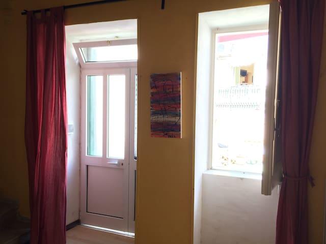 Ingresso e finestra