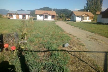 Cabañas amobladas en Catripulli a 25 km de Pucón