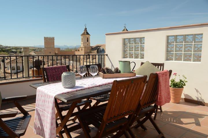 Casa Cuatro Esquinas, entire house (VTAR/GR01385)