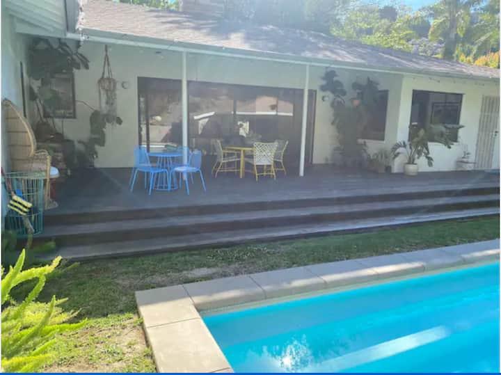 Los Feliz Mid-Century pool retreat