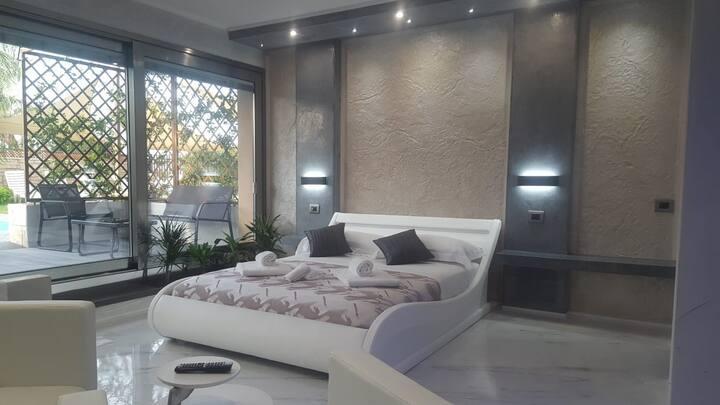 Suite Orchidea  Residence Villa Rosa dei Venti