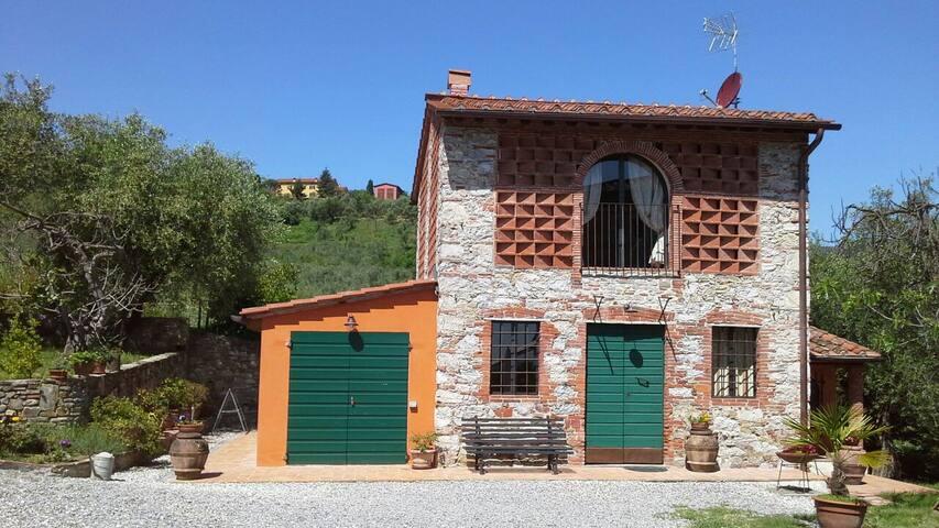 LE CIVETTE (THE OWLS ) - Lucca - Cabaña