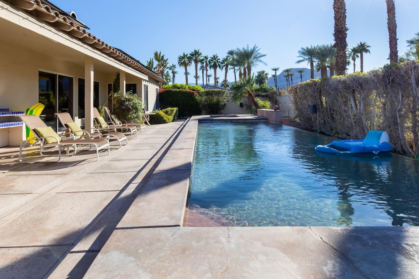 This is your own mini-resort in the desert--perfect for families--especially multi-generational.