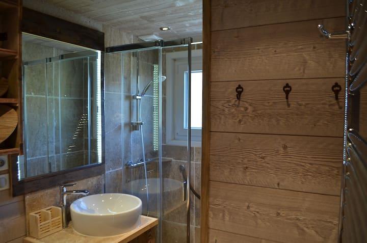 Charmant studio au pied des portes du Mont Blanc
