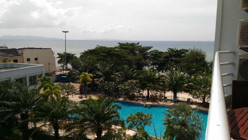 View Talay 7, 5éme Etage, 86M² front de mer